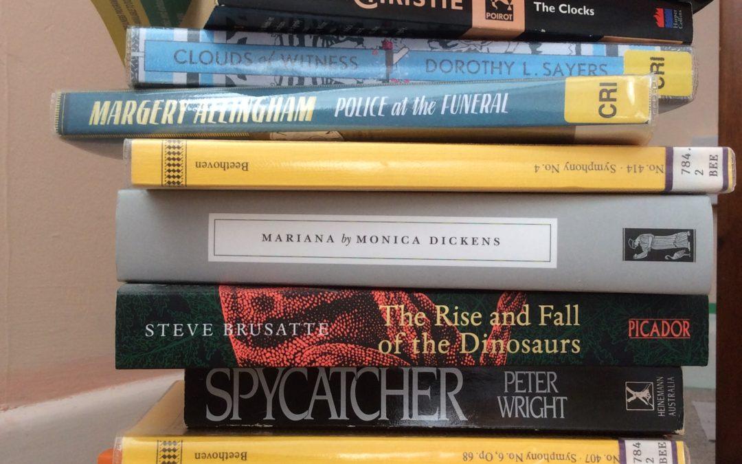 Mental Health Awareness Week 2020 – 3 Books to Read